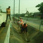 guardrail บึงหลัก – หนองน้ำเขียว นาอิน – ชัยมงคล และอุตรดิตถ์ - วังสีสูบ