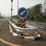 guardrails แขวงทางหลวงอุตรดิตถ์ที่ 1