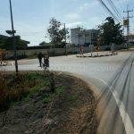 การติดตั้งลูกแก้วติดถนน 360 องศา ทางหลวงหมายเลข 35 ตอน นาโคก - แพรกหนามแดง - วังมะนาว