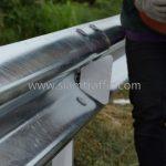 งานจ้างเหมาทำการงาน guardrail แขวงทางหลวงฉะเชิงเทรา ปริมาณงาน 1,152 เมตร