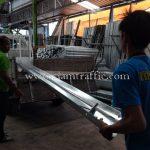 w beam guardrail บริษัท ปูนซิเมนต์ไทย (ทุ่งสง) จำกัด