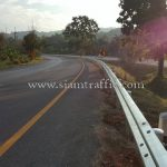 W-Beam Guardrail 2.5 mm. Thickness ; Class