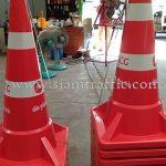 ขายกรวยพลาสติก บริษัท ปูนซิเมนต์ไทย (ลำปาง) จำกัด