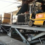 สีทาเส้นถนน 30% สีเหลือง TRI-STAR (มอก.) จำนวน 1,500 ถุง ส่งออกไปประเทศพม่า