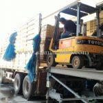 ขายสีเทอร์โมพลาสติก 30% สีเหลือง TRI-STAR (มอก.) จำนวน 1,500 ถุง ส่งออกไปประเทศพม่า