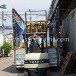 ขายสีเทอร์โมพลาสติก สีขาว 250 ถุง สีเหลือง 250 ถุง ส่งออกไปที่พนมเปญ ประเทศกัมพูชา