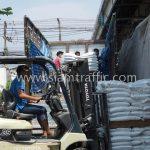 มอก.542-2549 สีขาว 250 ถุง สีเหลือง 250 ถุง ส่งออกไปที่พนมเปญ ประเทศกัมพูชา