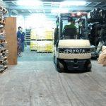 ขายสีเทอร์โมพลาสติก สีเหลือง TRI-STAR (มอก.) จำนวน 1,500 ถุง ส่งไปเมียวดี ประเทศพม่า