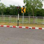 ป้ายเชฟร่อน Toyota Motor Thailand Co., Ltd. Banpho Plant