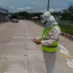 ลูกแก้วติดถนน 360 องศา จำนวน 45 อันบริษัท โตโยต้า มอเตอร์ ประเทศไทย จํากัด โรงงานบ้านโพธิ์ แผนก VL