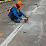ลูกแก้วติดถนนบริษัท โตโยต้า มอเตอร์ ประเทศไทย จํากัด โรงงานสำโรง