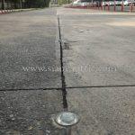 หมุดลูกแก้วสะท้อนแสง 360 องศา จำนวน 87 อัน บริษัท โตโยต้า มอเตอร์ ประเทศไทย จํากัด โรงงานสำโรง แผนก VL