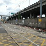 งานติดตั้งอุปกรณ์จราจร Toyota Motor Thailand Co., Ltd. สำโรง