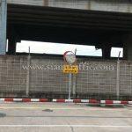 กระจกโค้งชนิดโพลีคาร์บอเนต Toyota Motor Thailand Co., Ltd. สำโรง แผนก VL