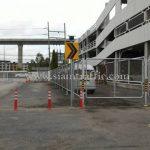 ป้ายไฟกระพริบเชฟร่อน Toyota Motor Thailand Co., Ltd. สำโรง แผนก VL