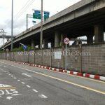 ป้ายจราจร Toyota Motor Thailand Co., Ltd. Samrong Plant แผนก VL