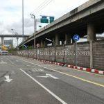 ป้ายจราจร Toyota Motor Thailand Co., Ltd. Samrong Plant