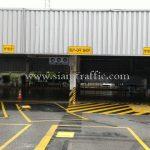 """ป้าย """"BUY-OFF SHOP"""" ขนาด 40 x 120 เซนติเมตรบริษัท โตโยต้า มอเตอร์ ประเทศไทย จํากัด โรงงานสำโรง แผนก VL"""