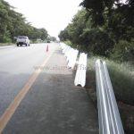 w beam guardrail แขวงทางหลวงประจวบคีรีขันธ์ (หัวหิน)