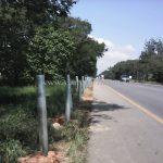 guardrail กรมทางหลวง แขวงทางหลวงประจวบคีรีขันธ์ (หัวหิน)