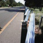 guard rail กรมทางหลวง แขวงทางหลวงประจวบคีรีขันธ์ (หัวหิน)