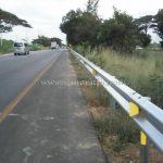 guardrail ทางหลวงหมายเลข 37 ตอนควบคุม 0200 ตอนวังโบสถ์ - ปราณบุรี