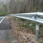 w-beam guardrails แขวงทางหลวงลำพูน ลี้ - ก้อทุ่ง ลี้ - พระบาทตะเมาะ แม่เทย - ทุ่งหัวช้าง