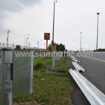 guardrail dwg no rs 603,604,605,606 intercity motorway no 7 bang pakong to nong ree