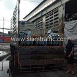 โรงงานผลิตการ์ดเรล ส่งไปบ้านรักไทย จังหวัดแม่ฮ่องสอน
