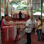 แผงกั้นที่จอดรถ จำนวน 150 แผง CentralPlaza Nakhon Ratchasima
