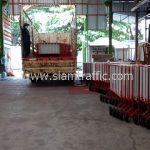 ร้านขายแผงกั้นจราจร จำนวน 150 แผง CentralPlaza Nakhon Ratchasima