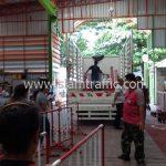 ที่กั้น ที่จอดรถ CentralPlaza Nakhon Ratchasima