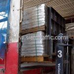 Thermoplastic export to Myanmar