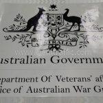 """ป้าย """"Australian Government"""""""