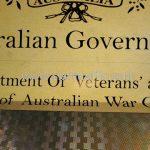 """ป้ายจราจรสะท้อนแสง """"Australian Government"""""""