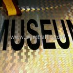 MUSEUM UNDER REFURBISHMENT sign