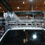โรงงานผลิตการ์ดเรล ส่งไปจังหวัดปทุมธานี จำนวน 30 แผ่น