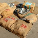 อุปกรณ์การ์ดเรล ขนส่งไปยังประเทศกัมพูชา