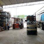 สี thermoplastic TRI-STAR จำนวน 1,500 ถุง ส่งไปประเทศพม่า