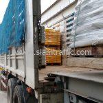 ขายสีเทอร์โมพลาสติกสีขาว และสีเหลือง จำนวน 1,500 ถุง ส่งไปประเทศพม่า