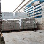 สี thermoplastic สีขาว มอก.542-2549 จำนวน 1,000 ถุง ส่งไปประเทศพม่า