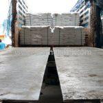 สี thermoplasticสีขาว TRI-STAR จำนวน 1,000 ถุง ส่งไปประเทศพม่า