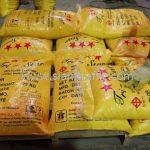 การบรรจุสีตีเส้นจราจรสีเหลือง TRI-STAR ส่งไปเมืองเมียวดี ประเทศพม่า