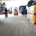 สีทาพื้นถนน ส่งออกประเทศพม่า จำนวน 1,500 ถุง