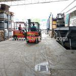 สีเทอร์โมพลาสติก มอก.542-2549 ส่งออกประเทศพม่า จำนวน 1,500 ถุง