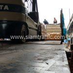 สีทาถนน มอก.542-2549 ส่งออกประเทศพม่า จำนวน 1,500 ถุง