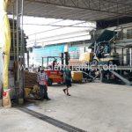 สีจราจรเทอร์โมพลาสติกทาถนน มอก.542-2549 ส่งออกประเทศพม่า จำนวน 1,500 ถุง