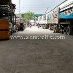 สีเทอร์โมพลาสติก ส่งออกประเทศพม่า จำนวน 1,500 ถุง