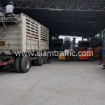 ขายสีเทอร์โมพลาสติก ส่งออกประเทศพม่า จำนวน 1,500 ถุง