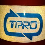 กรวยจราจร คาดแถบสะท้อนแสง TPRO
